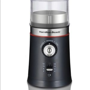 Hamilton Beach Custom Grind Coffee Grinder